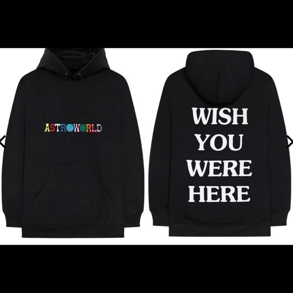 124518c5b599 Shirts | Travis Scott Official Astroworld Hoodie Xl | Poshmark